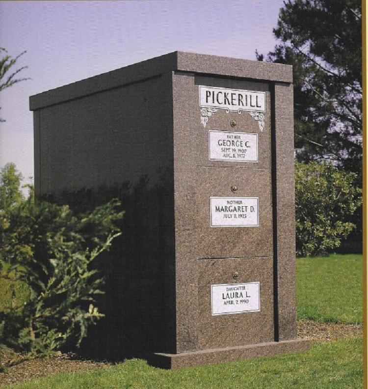 Mausoleums Moline Monument